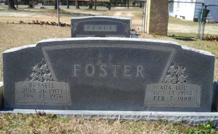 FOSTER, ADA LOU - Columbia County, Arkansas | ADA LOU FOSTER - Arkansas Gravestone Photos