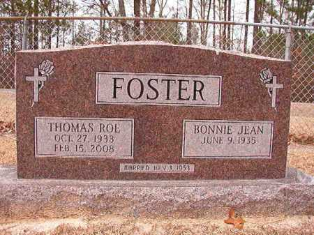 FOSTER, THOMAS ROE - Columbia County, Arkansas | THOMAS ROE FOSTER - Arkansas Gravestone Photos