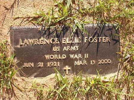 FOSTER (VETERAN WWII), LAWRENCE ELZIE - Columbia County, Arkansas | LAWRENCE ELZIE FOSTER (VETERAN WWII) - Arkansas Gravestone Photos