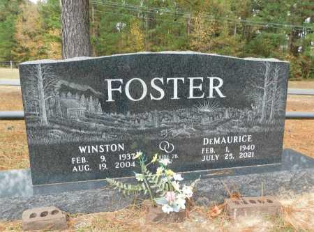 FOSTER, WINSTON - Columbia County, Arkansas | WINSTON FOSTER - Arkansas Gravestone Photos