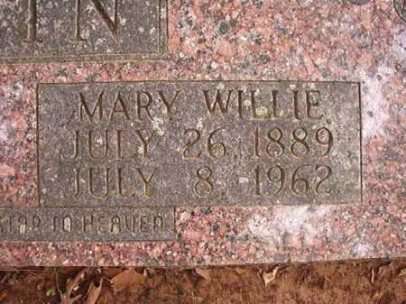 FRANKLIN, MARY WILLIE - Columbia County, Arkansas | MARY WILLIE FRANKLIN - Arkansas Gravestone Photos