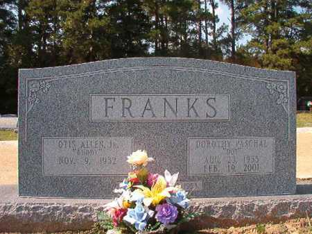 FRANKS, DOROTHY - Columbia County, Arkansas | DOROTHY FRANKS - Arkansas Gravestone Photos