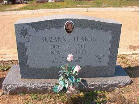 FRANKS, SUZANNE - Columbia County, Arkansas | SUZANNE FRANKS - Arkansas Gravestone Photos