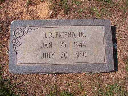 FRIEND, JR, J R - Columbia County, Arkansas | J R FRIEND, JR - Arkansas Gravestone Photos