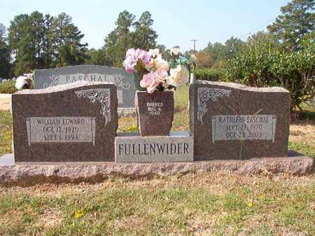 PASCHAL FULLENWIDER, KATHLEEN - Columbia County, Arkansas | KATHLEEN PASCHAL FULLENWIDER - Arkansas Gravestone Photos