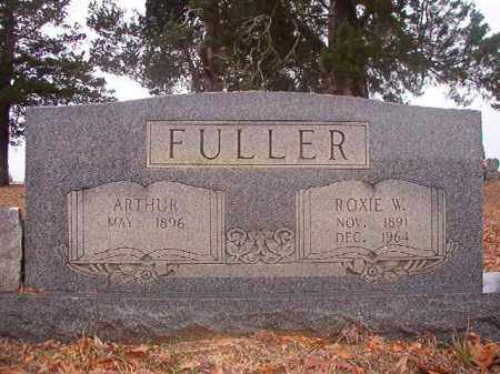 FULLER, ARTHUR - Columbia County, Arkansas | ARTHUR FULLER - Arkansas Gravestone Photos
