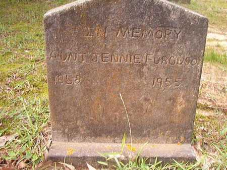 FURGUSON, JENNIE - Columbia County, Arkansas | JENNIE FURGUSON - Arkansas Gravestone Photos