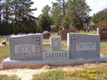 GARDNER, LESTER LEE - Columbia County, Arkansas | LESTER LEE GARDNER - Arkansas Gravestone Photos