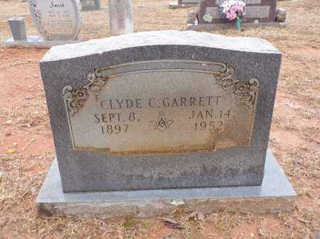 GARRETT, CLYDE C - Columbia County, Arkansas | CLYDE C GARRETT - Arkansas Gravestone Photos