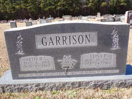 GARRISON, ARTHUR L - Columbia County, Arkansas | ARTHUR L GARRISON - Arkansas Gravestone Photos