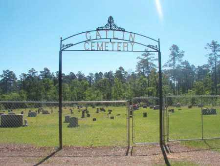 *GATLIN, CEMETERY - Columbia County, Arkansas | CEMETERY *GATLIN - Arkansas Gravestone Photos