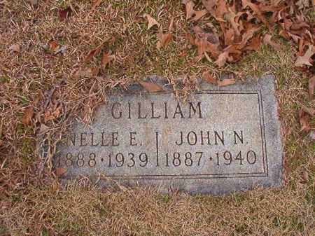 GILLIAM, JOHN N - Columbia County, Arkansas | JOHN N GILLIAM - Arkansas Gravestone Photos