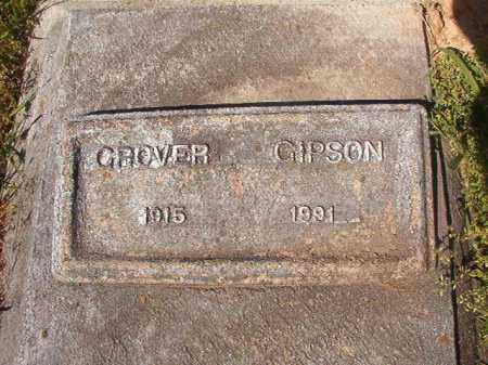 GIPSON, GROVER - Columbia County, Arkansas | GROVER GIPSON - Arkansas Gravestone Photos