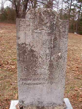 GIVINS, LILLIAN - Columbia County, Arkansas | LILLIAN GIVINS - Arkansas Gravestone Photos
