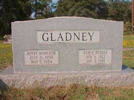 GLADNEY, RUBYE - Columbia County, Arkansas | RUBYE GLADNEY - Arkansas Gravestone Photos