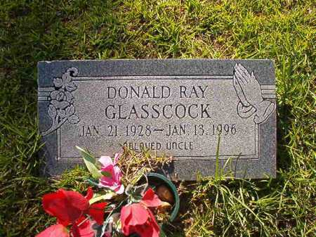 GLASSCOCK, DONALD RAY - Columbia County, Arkansas | DONALD RAY GLASSCOCK - Arkansas Gravestone Photos