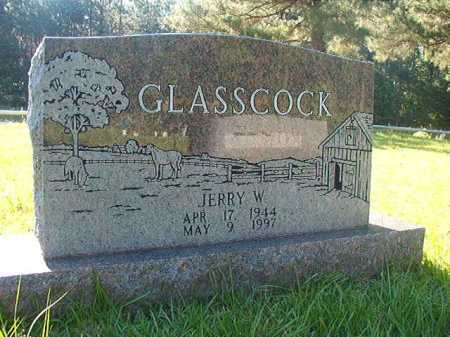 GLASSCOCK, JERRY W - Columbia County, Arkansas | JERRY W GLASSCOCK - Arkansas Gravestone Photos