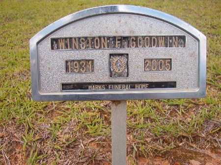 GOODWIN, WINSTON F - Columbia County, Arkansas | WINSTON F GOODWIN - Arkansas Gravestone Photos