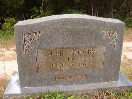 GOOSBY, SUSIE - Columbia County, Arkansas | SUSIE GOOSBY - Arkansas Gravestone Photos