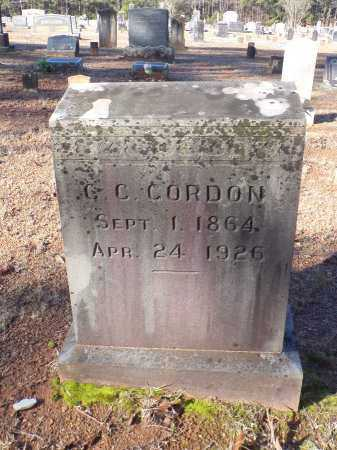 GORDON, C C - Columbia County, Arkansas | C C GORDON - Arkansas Gravestone Photos