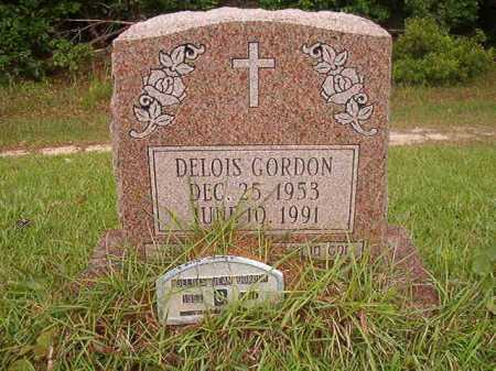 GORDON, DELOIS JEAN - Columbia County, Arkansas | DELOIS JEAN GORDON - Arkansas Gravestone Photos