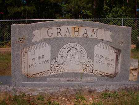 GRAHAM, SR, COLUMBUS - Columbia County, Arkansas | COLUMBUS GRAHAM, SR - Arkansas Gravestone Photos