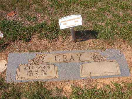GRAY, ARTIE RAYMON - Columbia County, Arkansas | ARTIE RAYMON GRAY - Arkansas Gravestone Photos