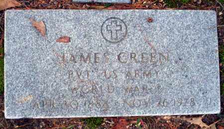 GREEN (VETERAN WWI), JAMES - Columbia County, Arkansas | JAMES GREEN (VETERAN WWI) - Arkansas Gravestone Photos