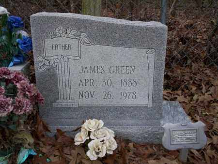 GREEN, JAMES - Columbia County, Arkansas | JAMES GREEN - Arkansas Gravestone Photos