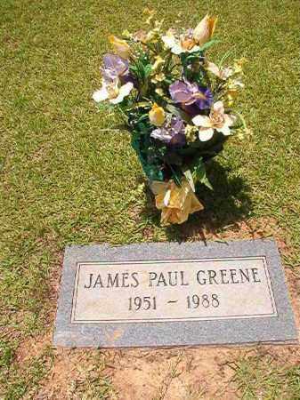 GREENE, JAMES PAUL - Columbia County, Arkansas | JAMES PAUL GREENE - Arkansas Gravestone Photos