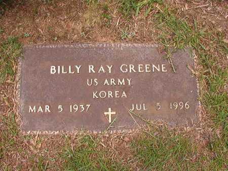 GREENE (VETERAN KOR), BILLY RAY - Columbia County, Arkansas | BILLY RAY GREENE (VETERAN KOR) - Arkansas Gravestone Photos
