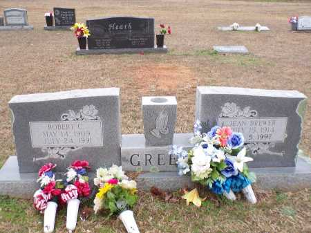 BREWER GREER, JEAN - Columbia County, Arkansas | JEAN BREWER GREER - Arkansas Gravestone Photos