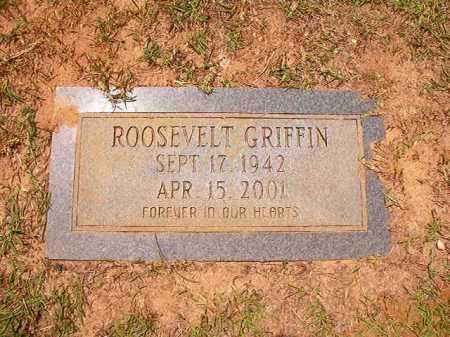 GRIFFIN, ROOSEVELT - Columbia County, Arkansas | ROOSEVELT GRIFFIN - Arkansas Gravestone Photos