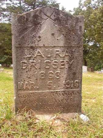 GRIGSBY, LAURA - Columbia County, Arkansas | LAURA GRIGSBY - Arkansas Gravestone Photos