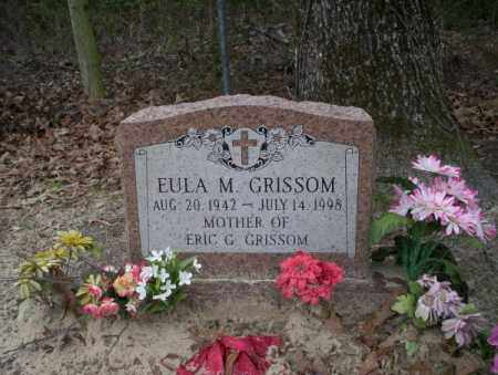 GRISSOM, EULA M - Columbia County, Arkansas | EULA M GRISSOM - Arkansas Gravestone Photos