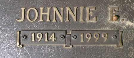 GUNNELS, JOHNNIE E - Columbia County, Arkansas   JOHNNIE E GUNNELS - Arkansas Gravestone Photos
