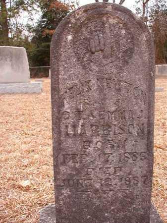 HARBISON, FELIX NEWTON - Columbia County, Arkansas   FELIX NEWTON HARBISON - Arkansas Gravestone Photos
