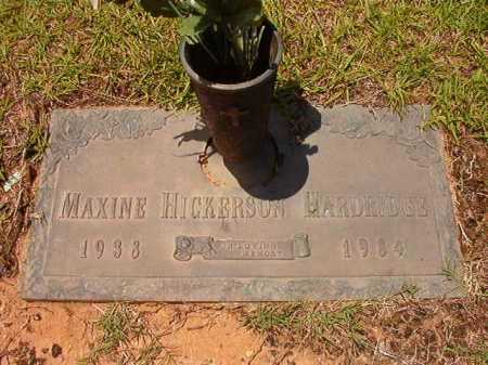 HARDRIDGE, MAXINE - Columbia County, Arkansas | MAXINE HARDRIDGE - Arkansas Gravestone Photos