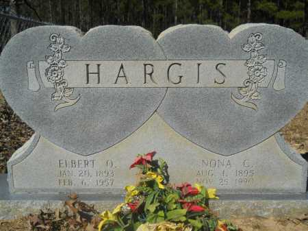 HARGIS, NONA C - Columbia County, Arkansas | NONA C HARGIS - Arkansas Gravestone Photos