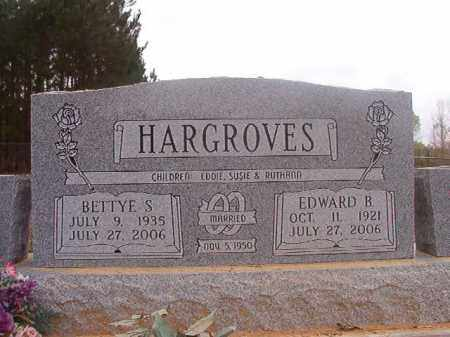 HARGROVES, BETTYE S - Columbia County, Arkansas | BETTYE S HARGROVES - Arkansas Gravestone Photos