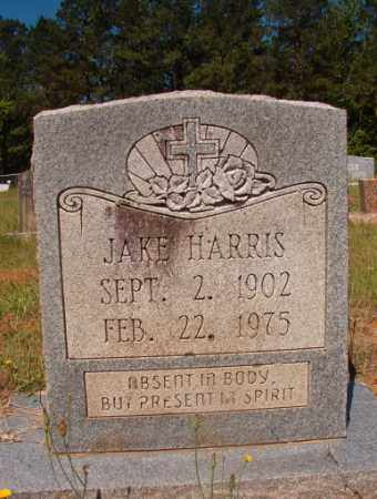HARRIS, JAKE - Columbia County, Arkansas | JAKE HARRIS - Arkansas Gravestone Photos