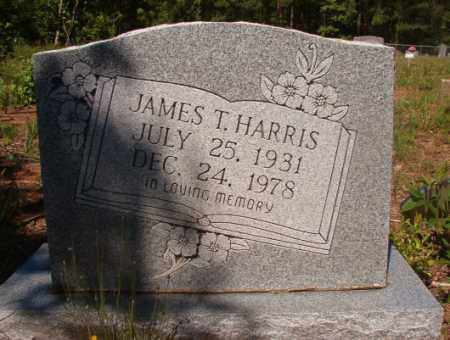 HARRIS, JAMES T - Columbia County, Arkansas | JAMES T HARRIS - Arkansas Gravestone Photos