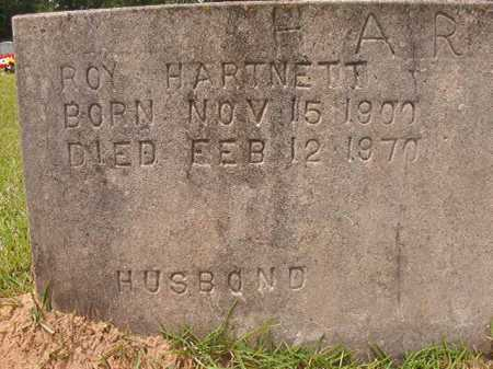 HARTNETT, ROY - Columbia County, Arkansas | ROY HARTNETT - Arkansas Gravestone Photos