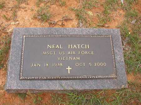 HATCH (VETERAN VIET), NEAL - Columbia County, Arkansas | NEAL HATCH (VETERAN VIET) - Arkansas Gravestone Photos