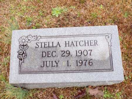 HATCHER, STELLA - Columbia County, Arkansas | STELLA HATCHER - Arkansas Gravestone Photos
