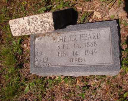 HEARD, ELMETER - Columbia County, Arkansas | ELMETER HEARD - Arkansas Gravestone Photos