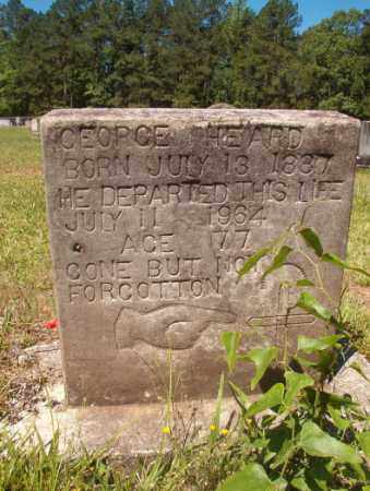 HEARD, GEORGE - Columbia County, Arkansas | GEORGE HEARD - Arkansas Gravestone Photos