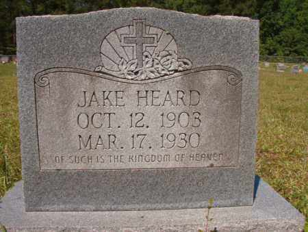 HEARD, JAKE - Columbia County, Arkansas | JAKE HEARD - Arkansas Gravestone Photos