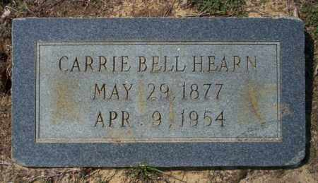 HEARN, CARRIE BELL - Columbia County, Arkansas | CARRIE BELL HEARN - Arkansas Gravestone Photos