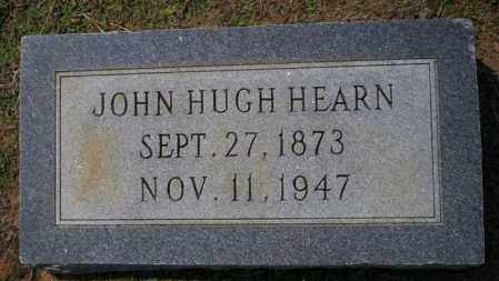 HEARN, JOHN HUGH - Columbia County, Arkansas   JOHN HUGH HEARN - Arkansas Gravestone Photos